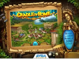 Awem studio launches Cradle Of Rome HD App for iPad