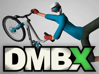 DMBX – Mountain Biking game for iPhone®, iPod touch® and iPad™ – NOW AVAILABLE