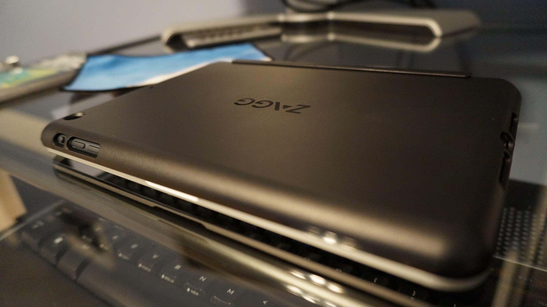 the latest 173c1 be488 ZAGG Slim Book for iPad Mini | iPhoneLife.com
