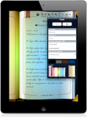 IdeaBlocks today announces Dailybook (Journal/Diary) 3.0 for iOS