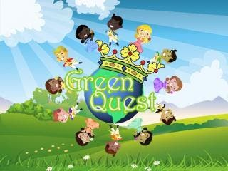 Play Green Quest and Save Earth!