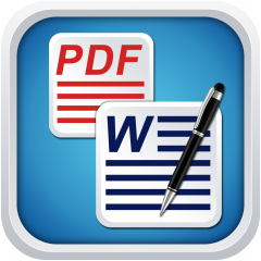 Masalasoft Pvt. Ltd. Updated Documents Word 5.2  Processor for iPhone and iPad