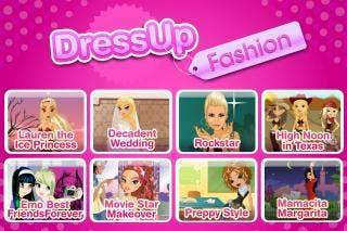 DressUp-Fashion comes to iOS platforms free of charge!