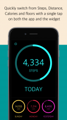 Take One Step at a Time to a Healthier Lifestyle With TodaySteps from Flying Code