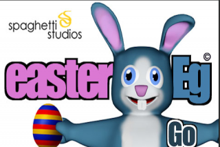 Funny bunny fun with Easter Eg on iOS