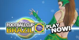 Football Cup Brazil is Celebrating