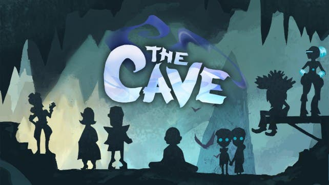 Game Centered: The Cave