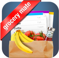 SHOP FASTER AND SMARTER WITH  i-Free'S NEW 'Grocery Mate' APP for iOS and Android