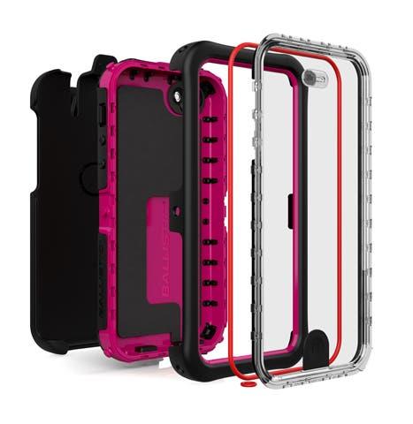 Best Waterproof iPhone Cases: Ballistic Hydra