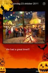 Free Halloween theme for 1-Click Photo Album
