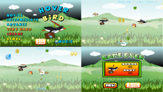 Hover Bird: A new gaming title for iPhone, iPad, Kindle, Android, Win 8