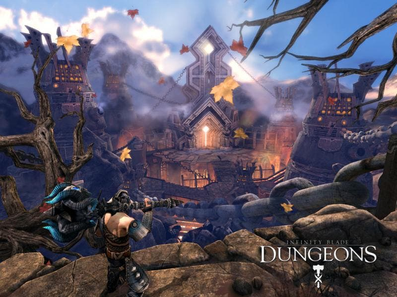 Epic fail: Infinity Blade: Dungeons on hold indefinitely.