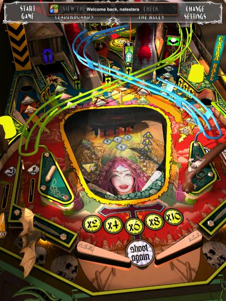 Real Pinball HD Vampire Review   iPhoneLife com