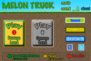 Addicting iPhone Game Melon Truck Reinvents Itself With New 2.0 Update