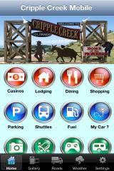 Discover Colorado's historic towns of Cripple Creek and Victor with New App for iPhone, iPad and iPod Touch
