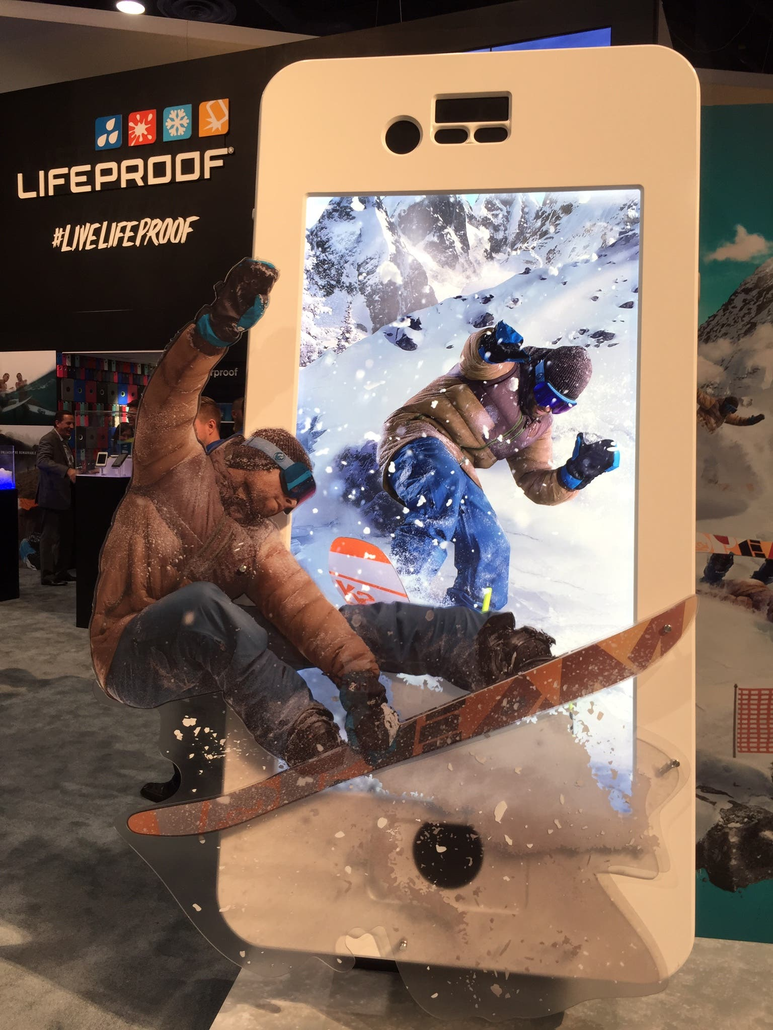 CES 2015: Rugged Gear Highlights