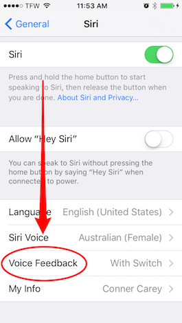 how to get siri on your phone