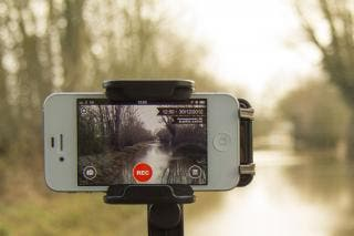 Introducing CarCamApp, your all purpose dash camera right in your iPhone!