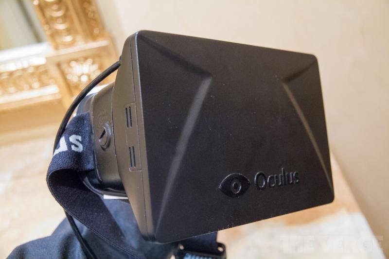 Siva's sneak peak: The Oculus Rift VR headset
