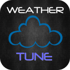 Weather Tune For iPad - The Interactive Virtual Weather App