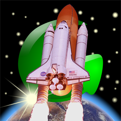 Free app GoAtlantis to view last space shuttle mission