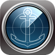 AnchorApp, helps you track your boat's position during berth