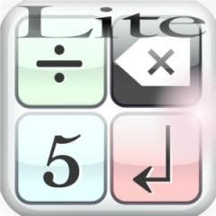 [Free App] Simple and new calculator : EnterSum Lite