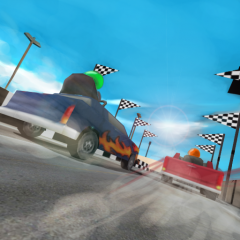 Magnin & Associates releases Go Kart Park with online play via Apple's Game Center