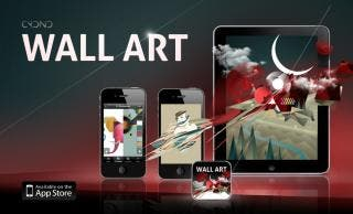 Wall Art, art comes to iOS