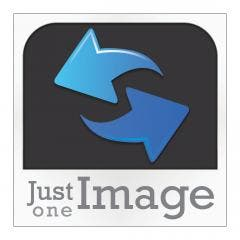 SparkNET Interactive Launches Just One Image for iPhone, iPod Touch, and iPad
