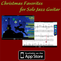 JAZZY CHRISTMAS APP goes on Sale!