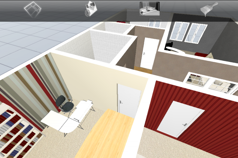 home design 3d for ios plan your next crib. Black Bedroom Furniture Sets. Home Design Ideas