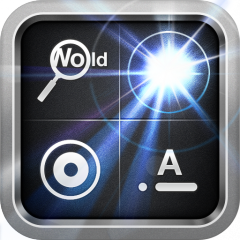 The most versatile flashlight app in App Store now with a camera.