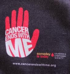 MOBiLE CLOTH Joins The Battle With The Leukemia & Lymphoma Society to fight cancer