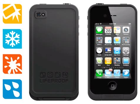 lifeproof case for iphone 4s lifeproof remains leader of the pack in rugged waterproof 7126