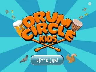 NY Based Mom Releases: DRUM CIRCLE KIDS, A Multi-Cultural App For Tots