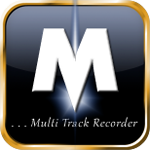 Meteor MultiTrack Recorder on the iPad
