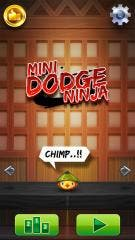Mini Dodge Ninja is free on iOS and Android now!