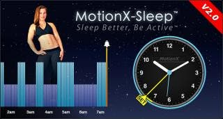 MotionX Launches 2.0 Version of Popular MotionX-Sleep™ App