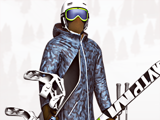 MyTP One Mountain – Ski, Freeski and Snowboard game for iPhone®, iPod touch® and iPad® is NOW AVAILABLE