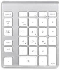 NewerTech Numeric Keypad Makes Quick Work of Data Entry for Tax Returns