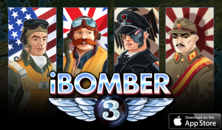 iBOMBER RETURNS, LEARN TO FLY AGAIN AND LET'S GO BLOW STUFF UP