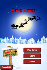 Michael Jones announces Save Xmas - New iOS Game OUT NOW!