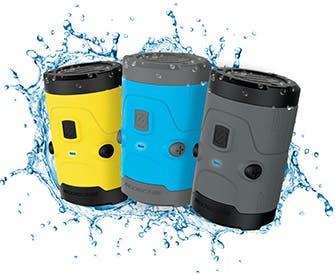 Scosche BoomBOTTLE H2O