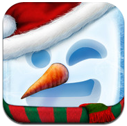 Facinate X'mas - Funny Snowy Props with a Hundred Christmas Themed Sticker is Now Available On The Apple's App Store