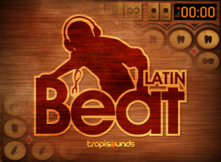 Tropisounds celebrate their 50th app with the release of Latin Beat!
