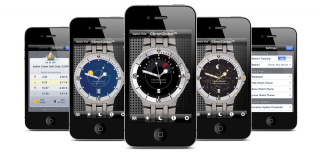 ChronGlobal Tidal Chronoscope for iPhone/iPad – Star of Navigation Category
