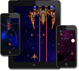Son of Light – a Shoot'em up at the Speed of Light