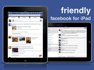 FRIENDLY FOR FACEBOOK SURPASSES 3 MILLION ACTIVE USERS AND ANNOUNCES NEW SOCIAL AND iPAD 2 FEATURES