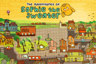 Gro Book - The adventures of Sophie the Sweater